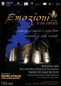 emozioni a san lorenzo 2015