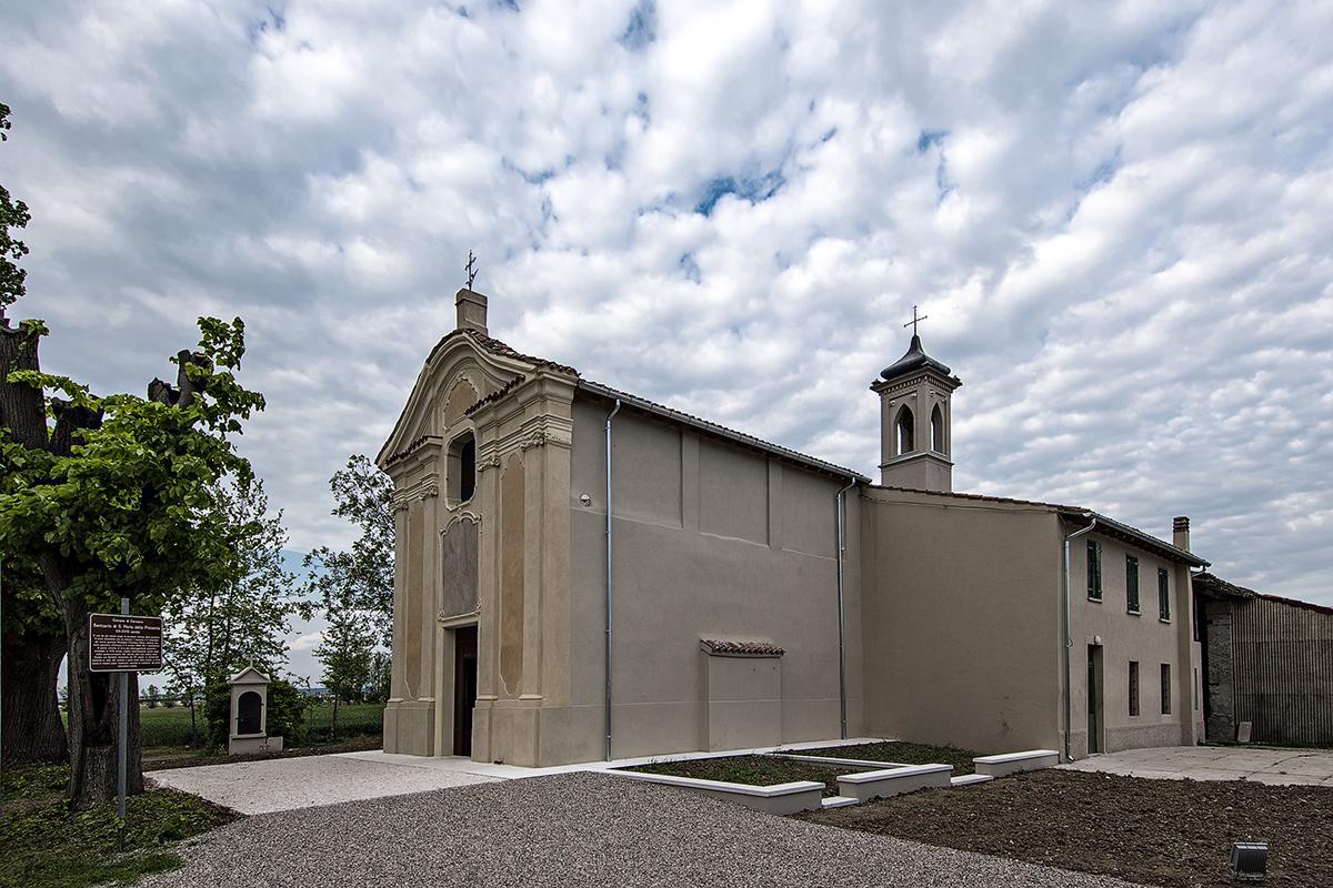 Piccolo Ufficio Della Madonna : Santuario della madonna della possenta terre dell alto mantovano