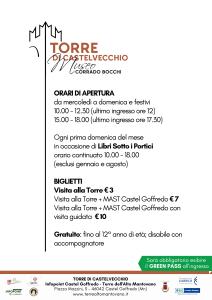 Orari torre di Castelvecchio